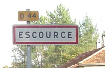 Venir à Escource
