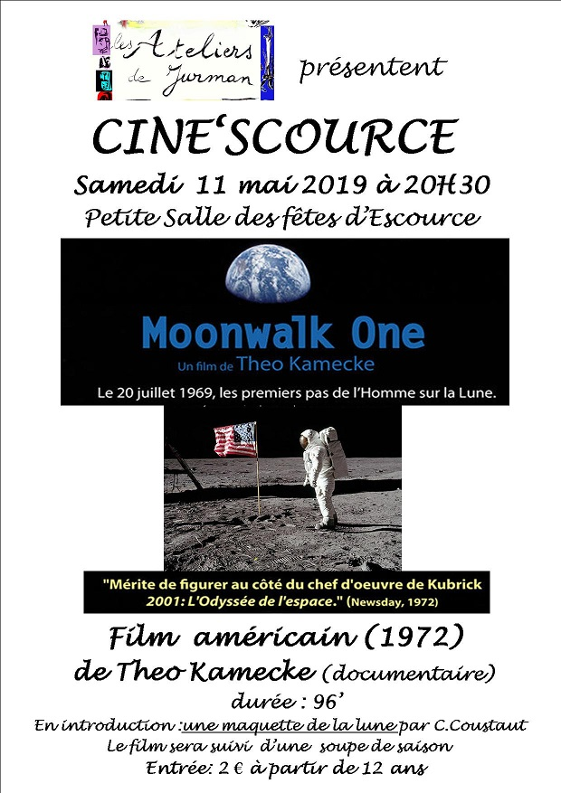 AfficheMoonwalk one