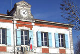 mairie d'Escource