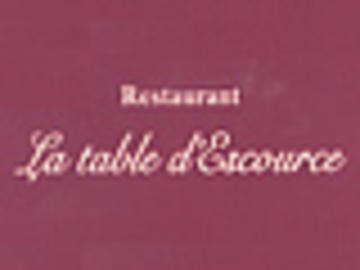 La Table d'Escource